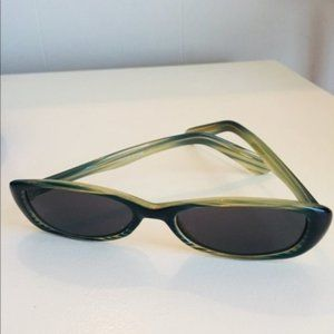 Vintage New Wave Punk 1980's Sunglasses
